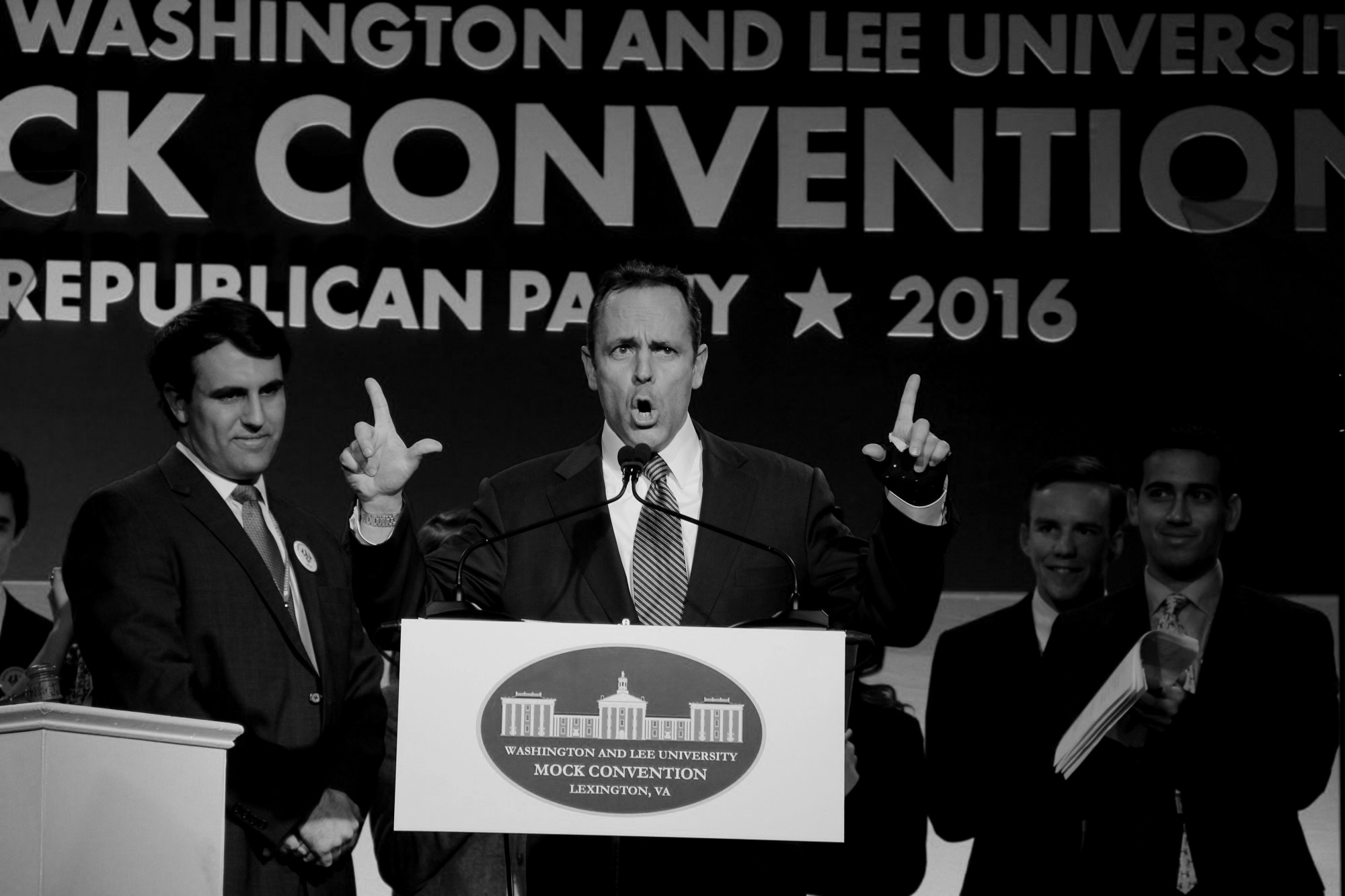 Cheny, Bevin, Lowry Announcement - 2016 Cycle