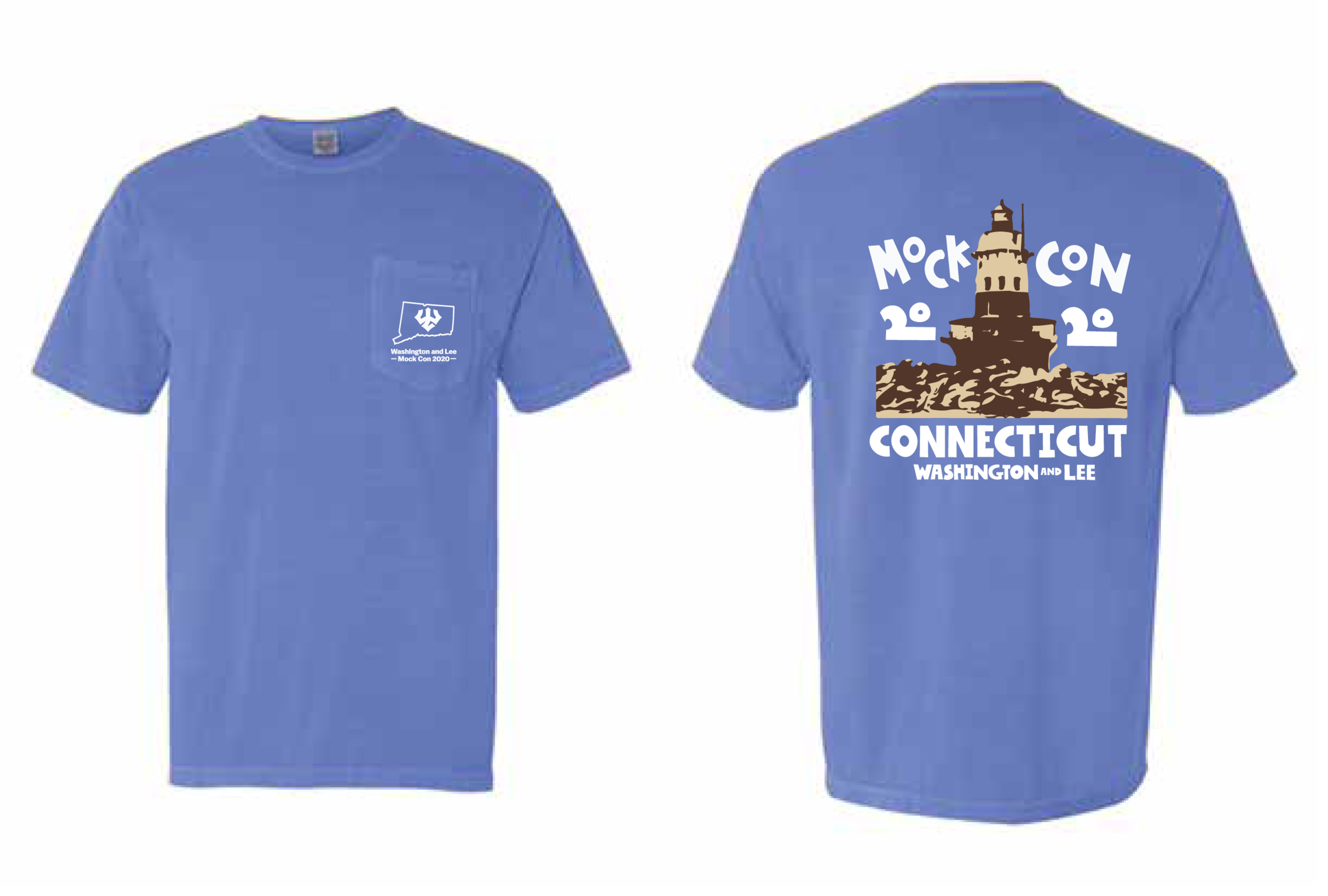 Connecticut State Tee