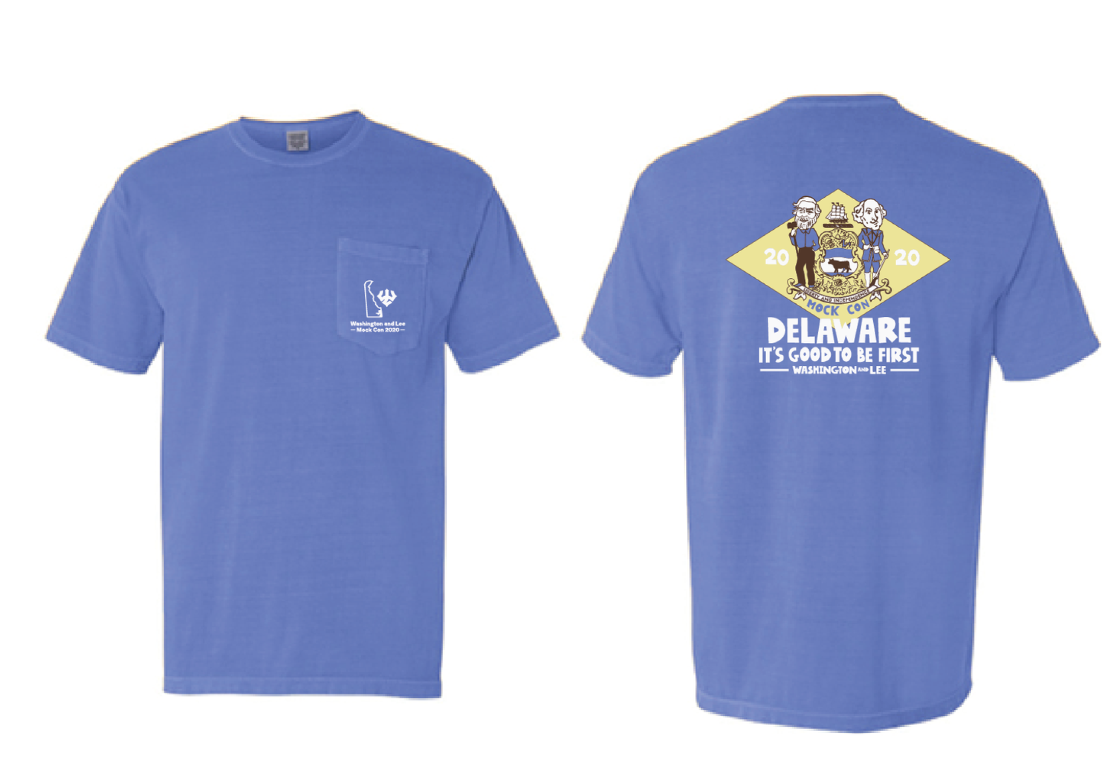 Delaware State Tee