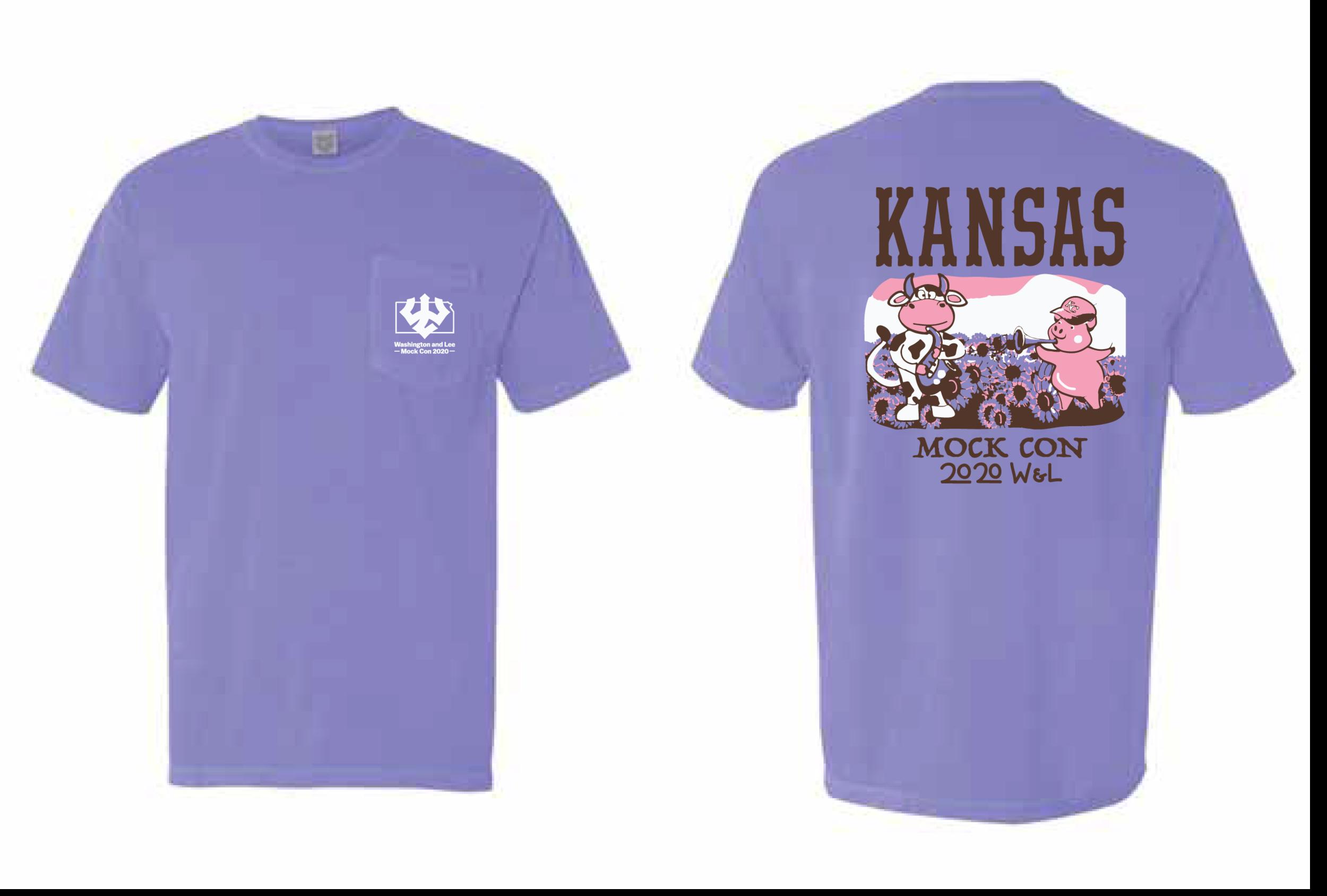 Kansas State Tee