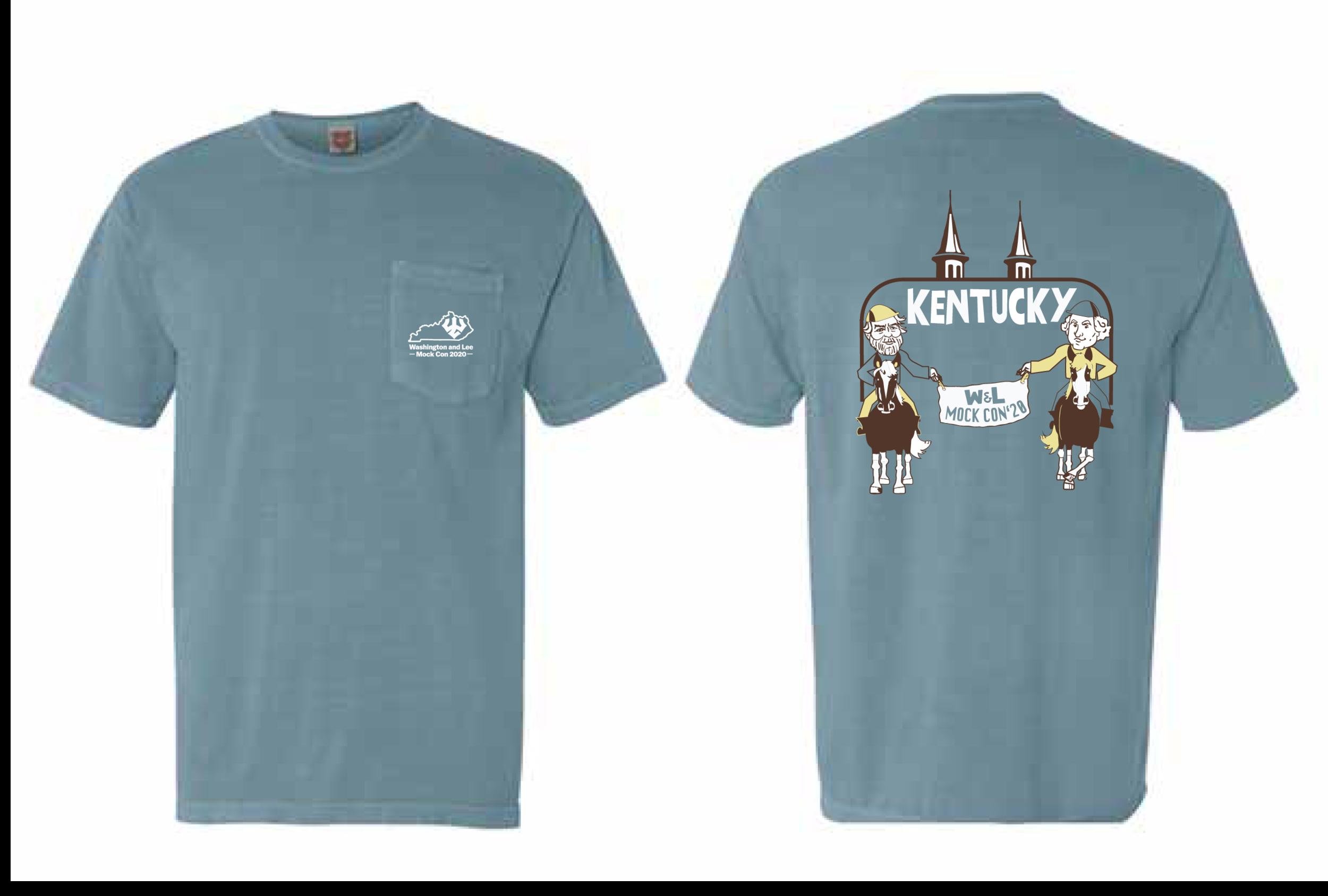 Kentucky State Tee