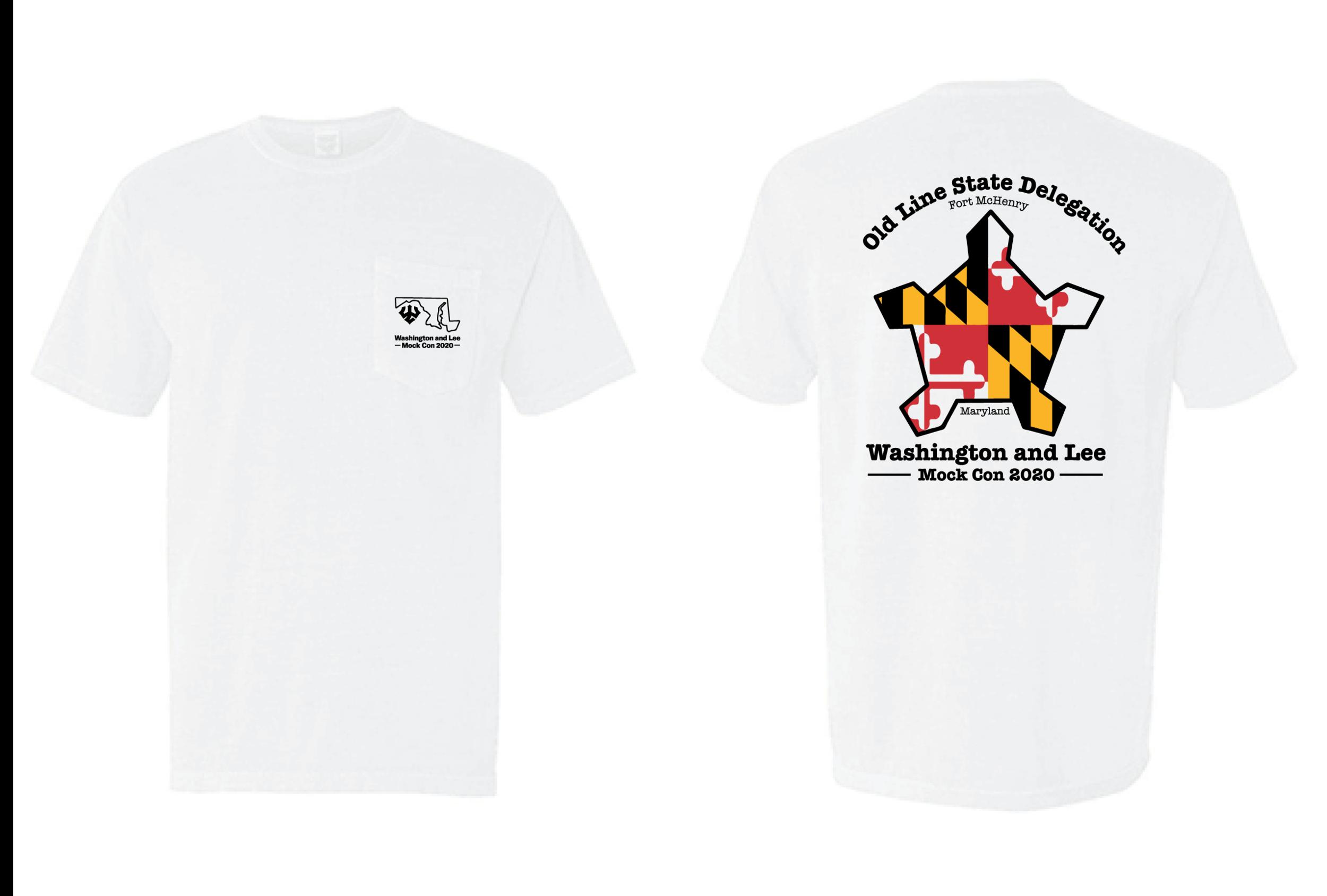 Maryland State Tee