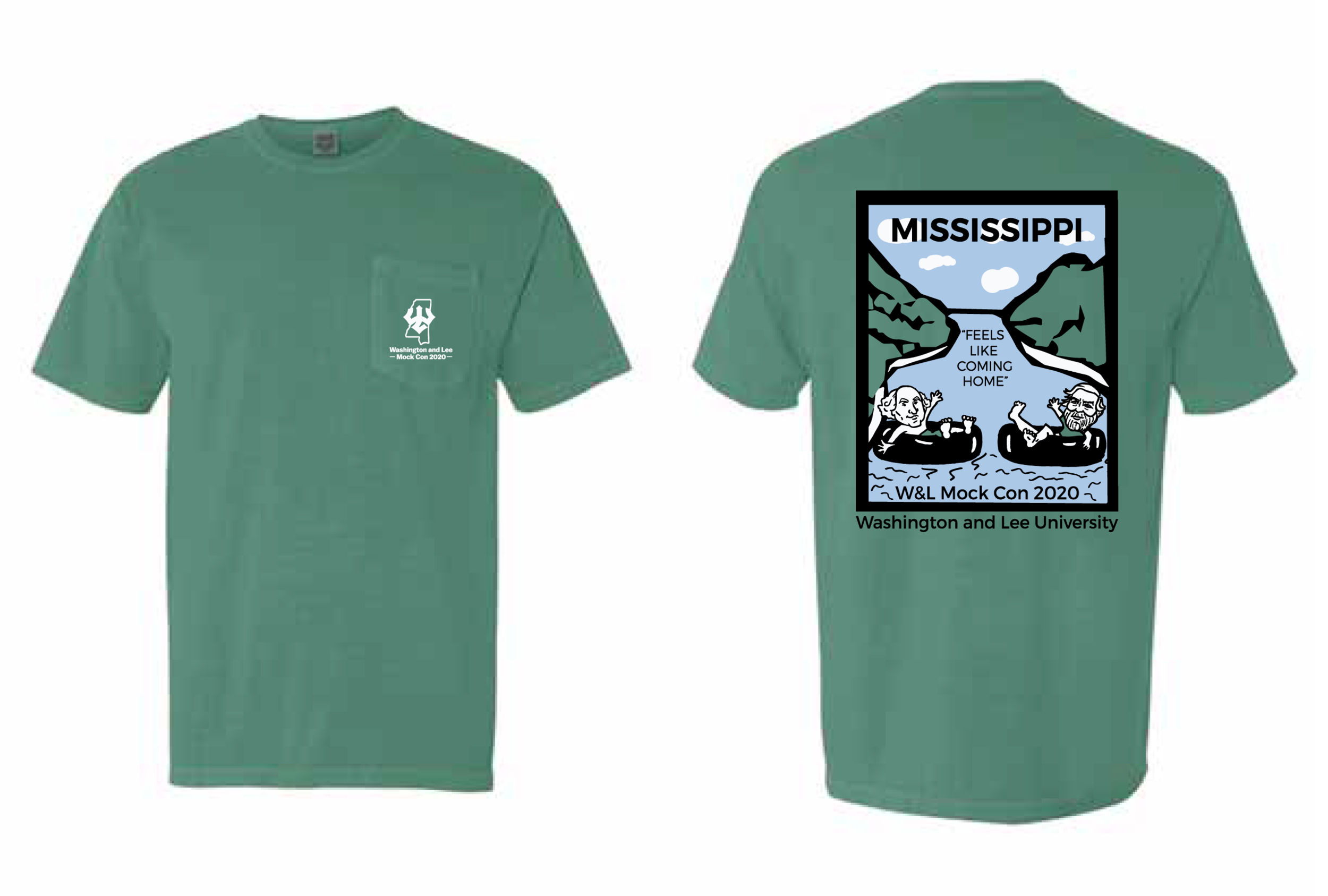 Mississippi State Tee
