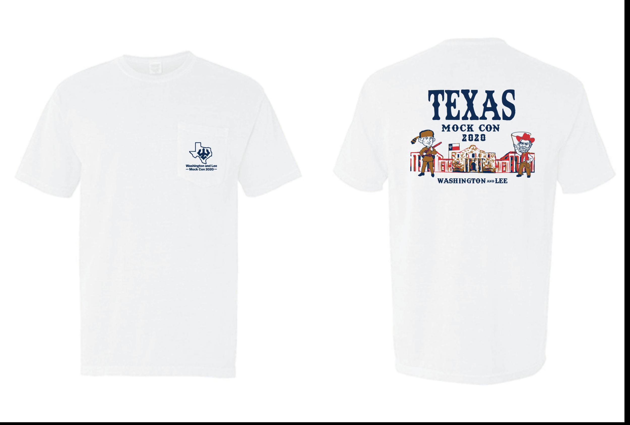 Texas State Tee