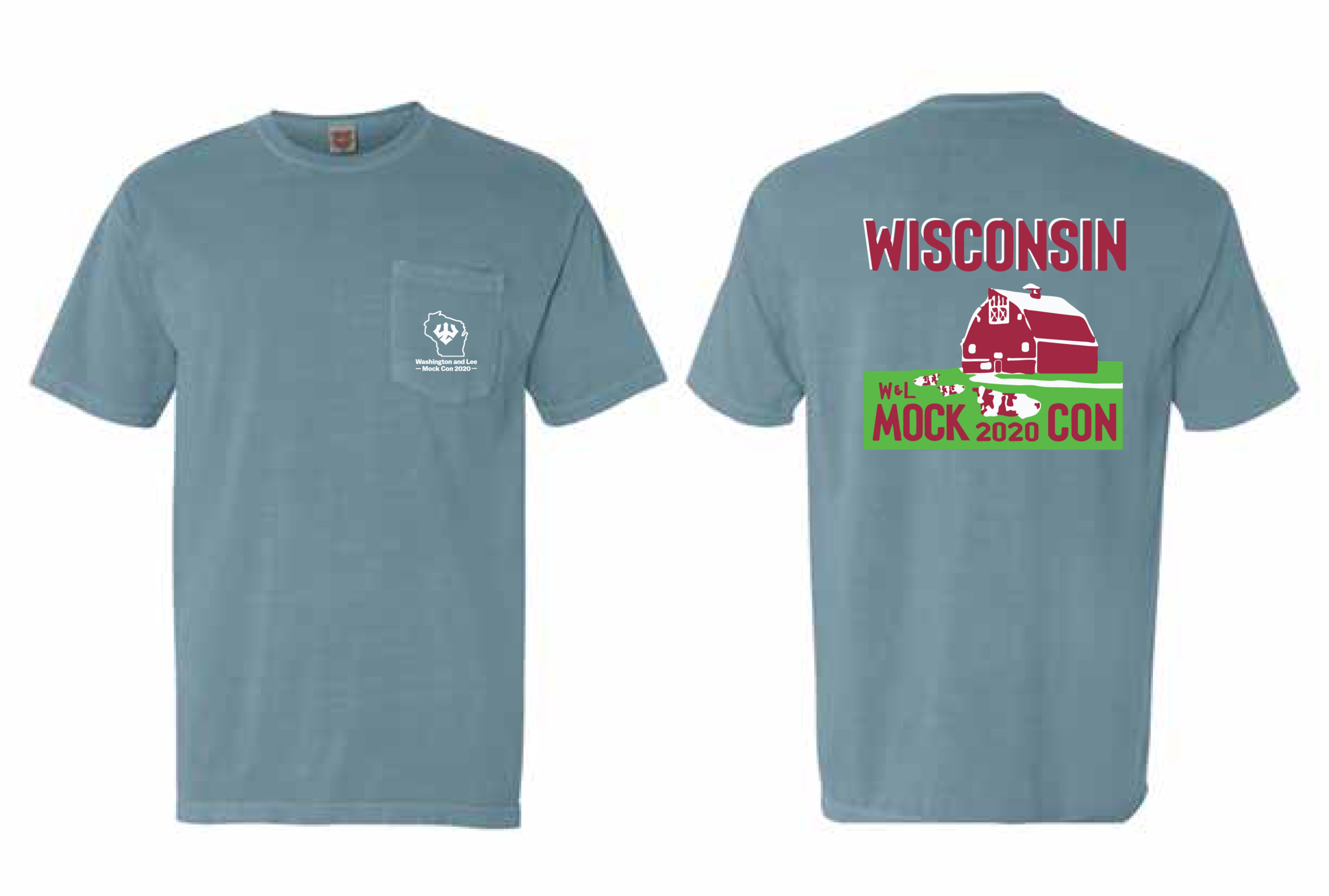 Wisconsin State Tee