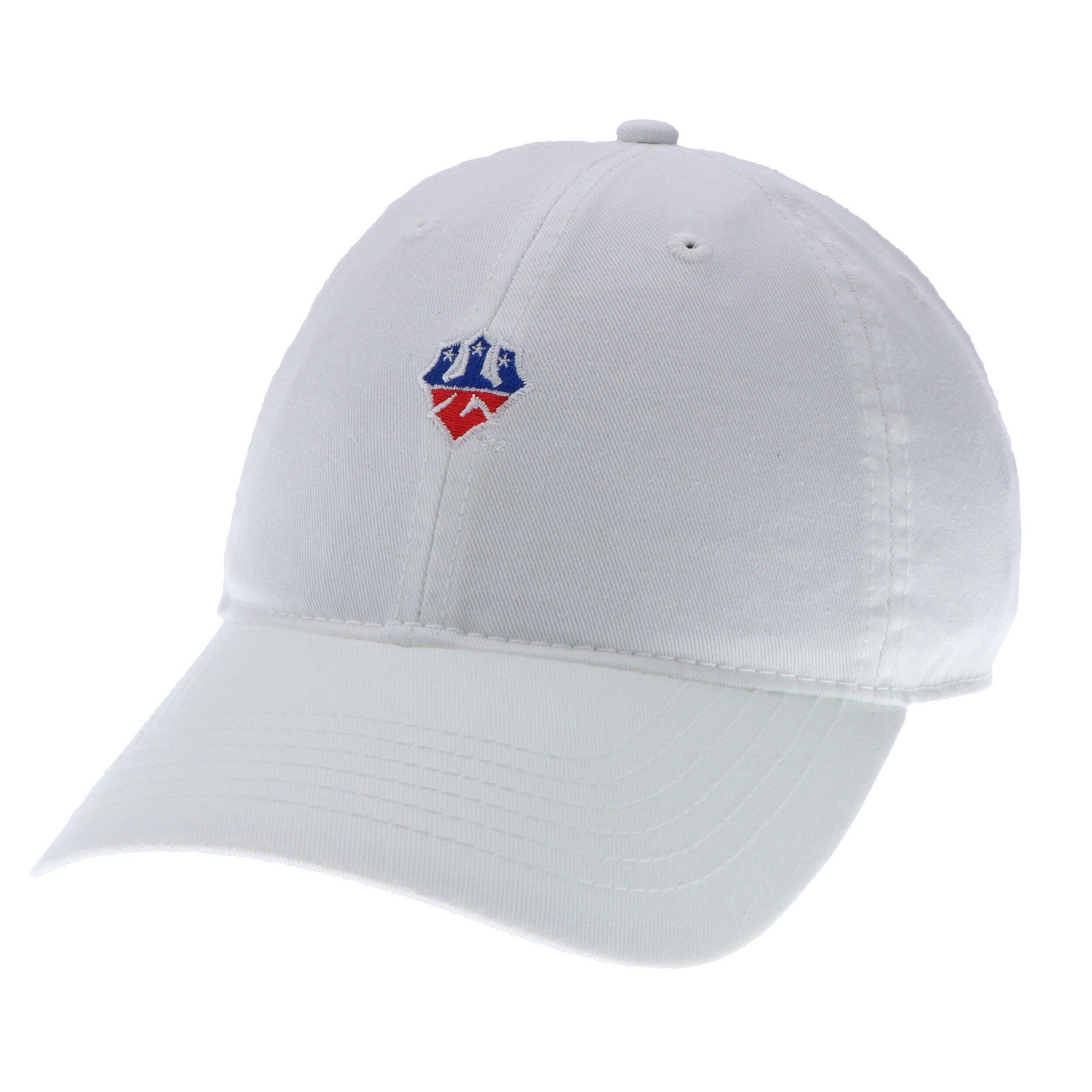 Trident Hat (White)