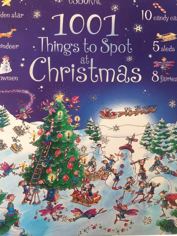 ☆1001 Things to Spot at Christmas☆