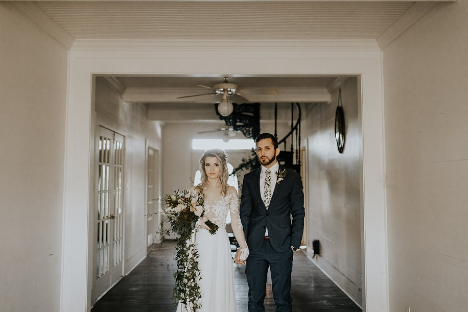 Emily + Colton - The Old House