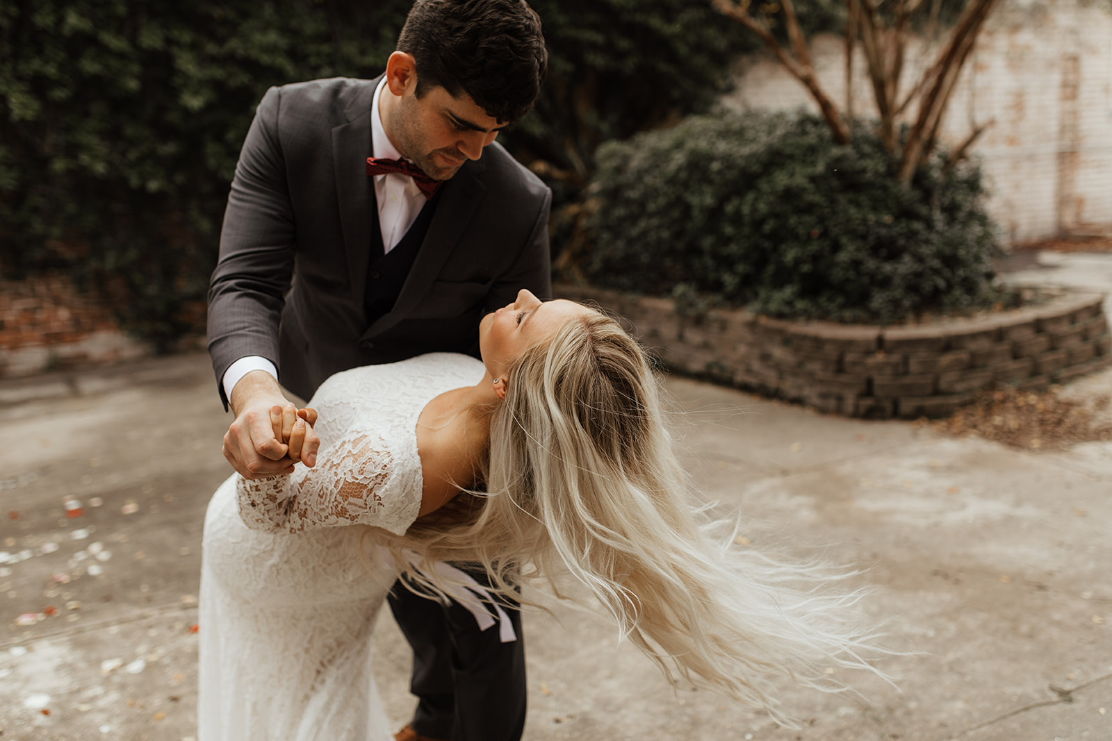 Laina + Joey - Crowley, La