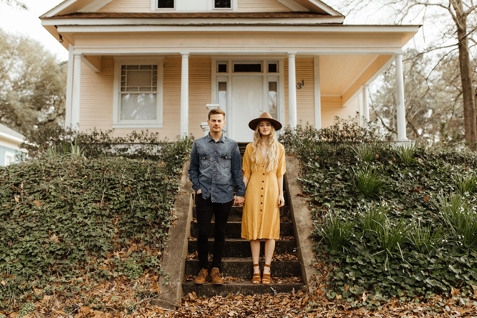 Mary Claire + Austin - Shreveport, La