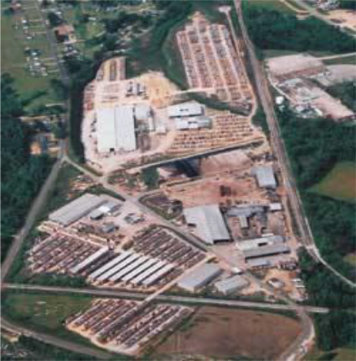 110,000 sq. ft. facility on 44 acres