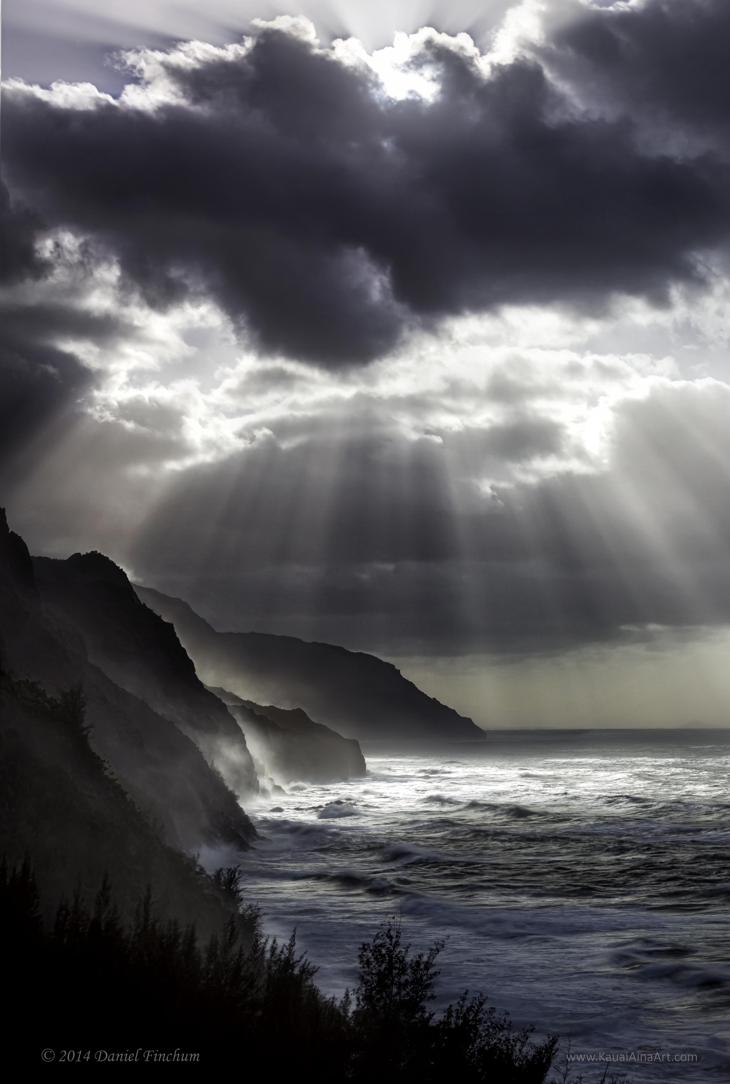 Ke Kilihune O Napali(Na Pali Sea Mist)