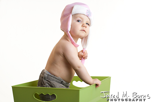 Snohomish Family Photographer, Jared M. Burns - Baby Portrait 8.jpg