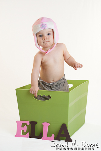 Snohomish Family Photographer, Jared M. Burns - Baby Portrait 10.jpg