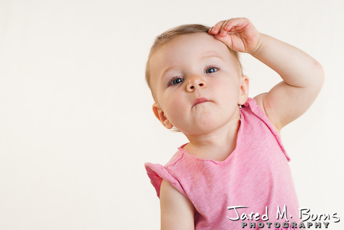 Snohomish Family Photographer, Jared M. Burns - Baby Portrait 11.jpg