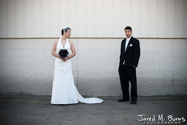 Lord Hill Wedding Snohomish, Seattle Wedding Photographer - Formal with Bride and Groom