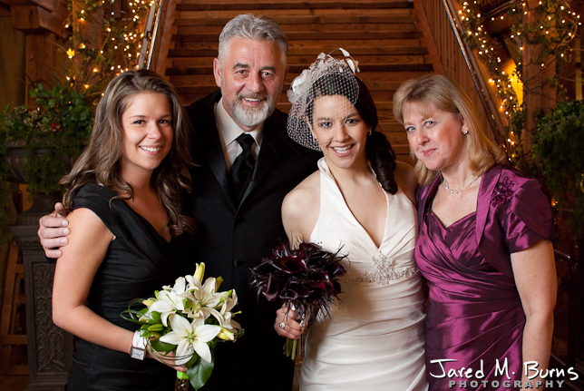 Lord Hill Wedding Snohomish, Seattle Wedding Photographer - Family Formal