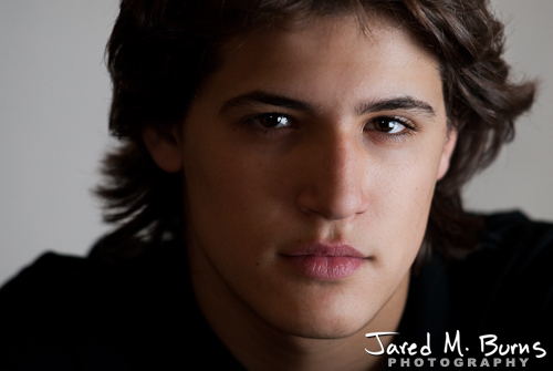 Seattle & Snohomish Business Headshot Photographer, Jared M. Burns - Modeling headshot 08.jpg