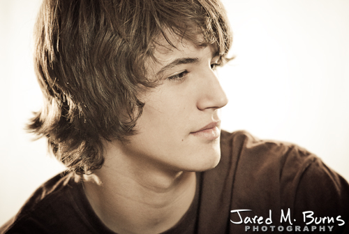 Seattle & Snohomish Business Headshot Photographer, Jared M. Burns - Modeling headshot 11.jpg