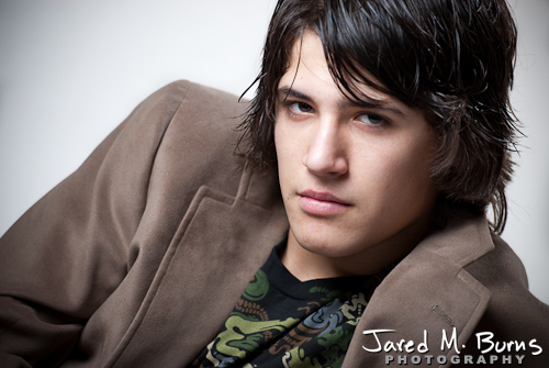 Seattle & Snohomish Business Headshot Photographer, Jared M. Burns - Modeling headshot 13.jpg