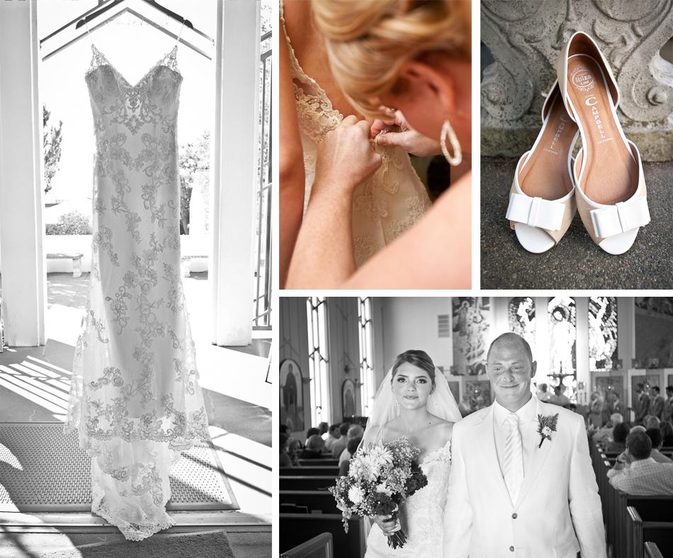 Hilary Michael Wedding Getting Ready