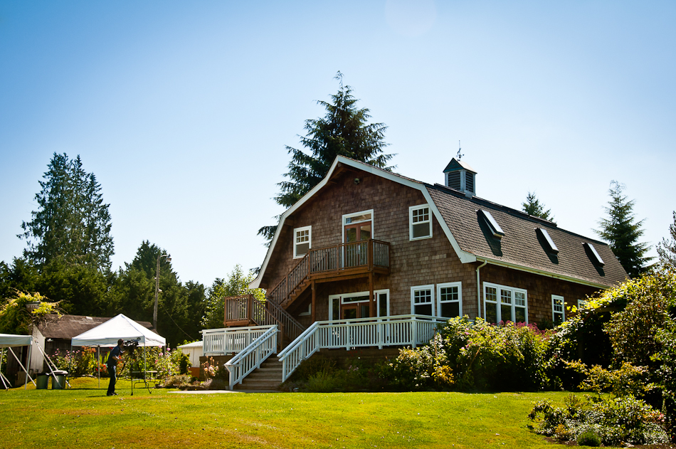 Jared M. Burns - Jannette & Scott - Country Location Wedding 03