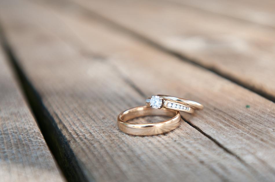 Jared M. Burns - Jannette & Scott - Country Location Wedding 05