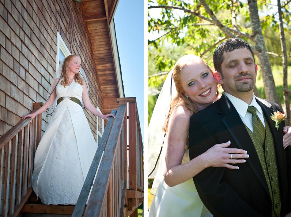 Jared M. Burns - Jannette & Scott - Country Location Wedding 06