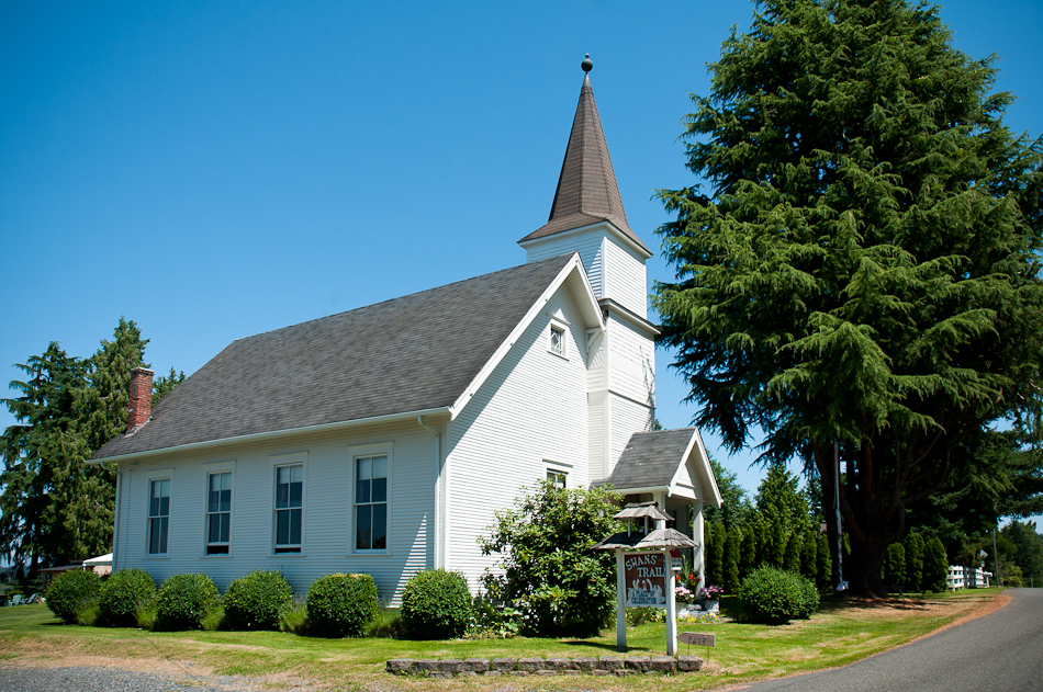 Jared M. Burns - Swan's Trail Chapel, Snohomish, WA- (A)