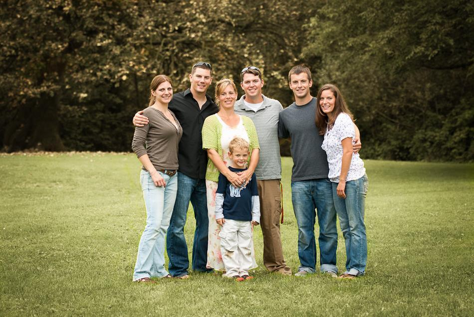 (c) Jared M. Burns - Family Photographer