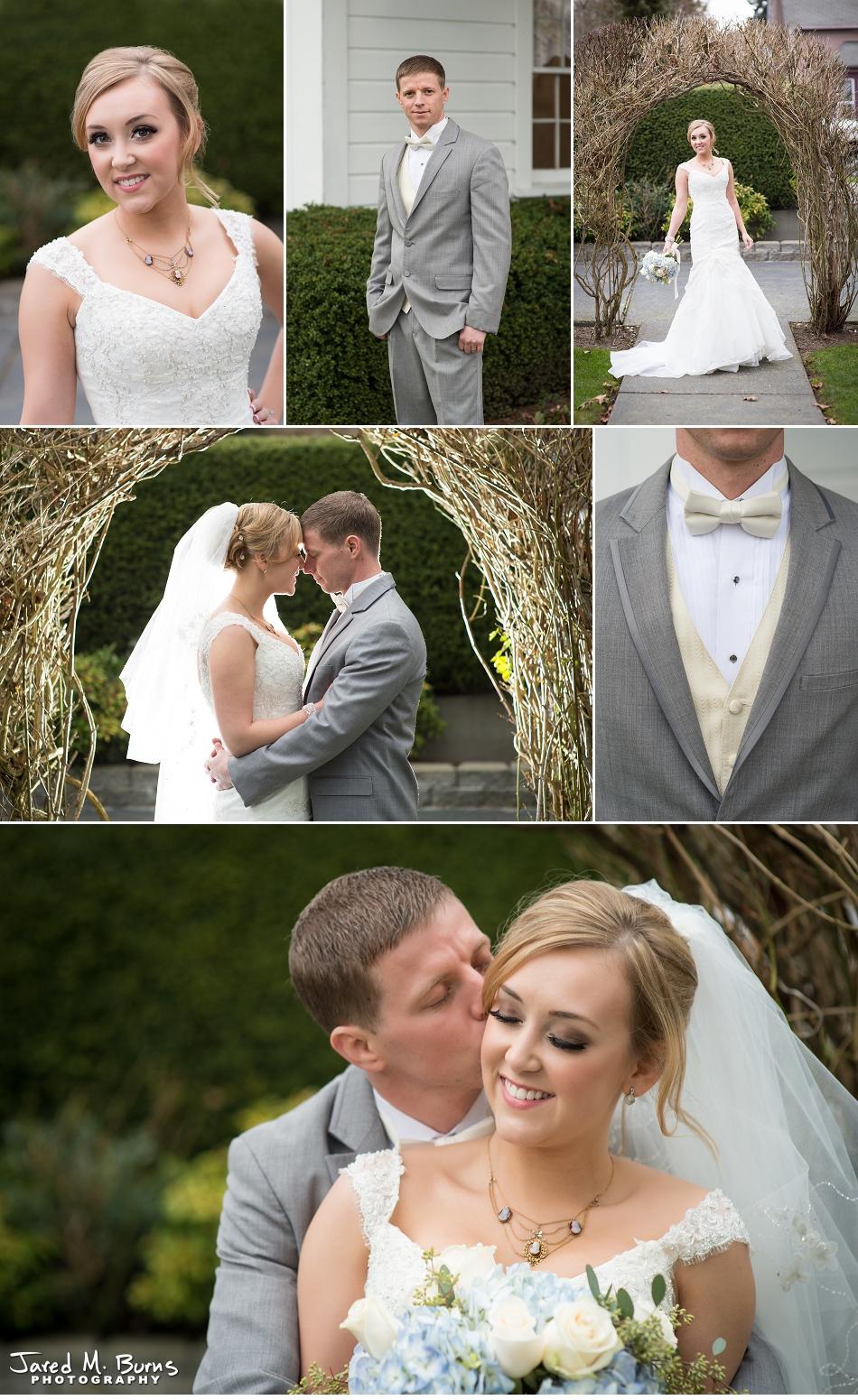 Belle Chapel Wedding Photographer, Snohomish, WA - Jared M. Burns (2)