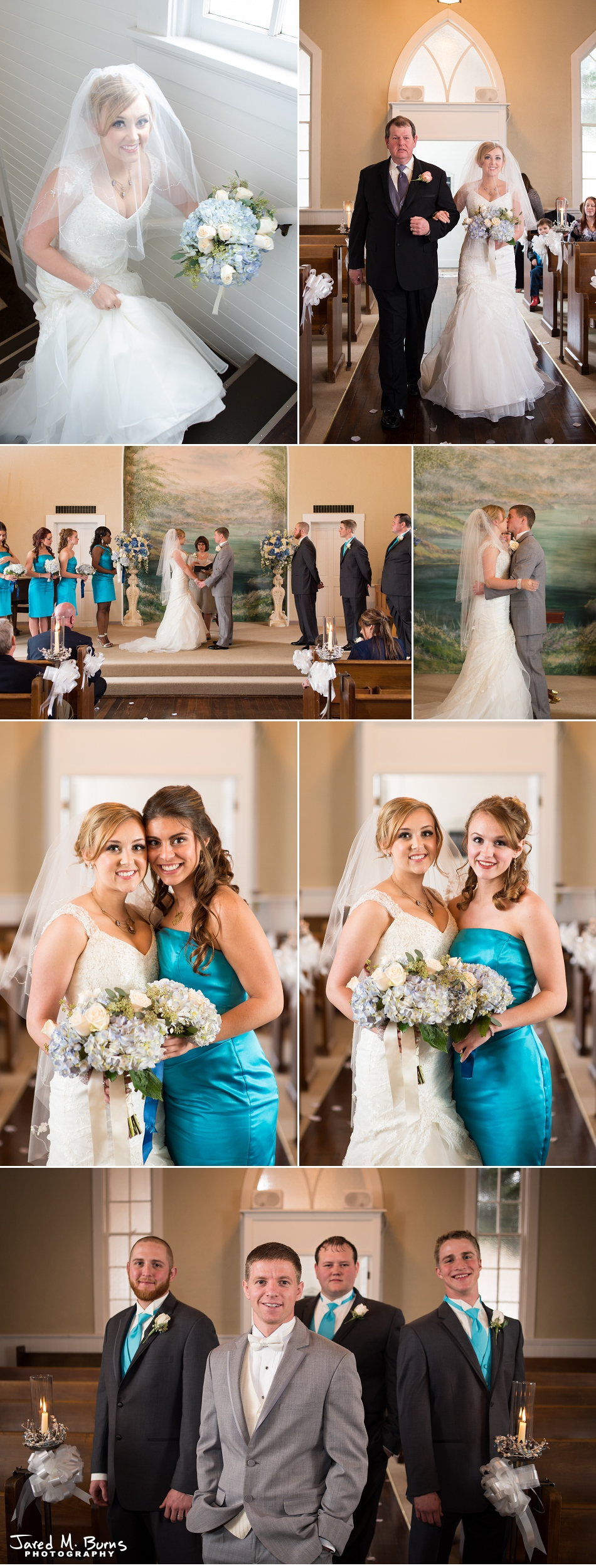 Belle Chapel Wedding Photographer, Snohomish, WA - Jared M. Burns (3)