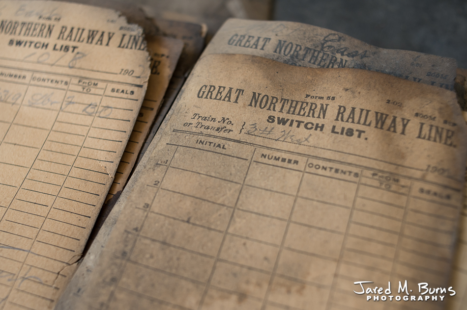 Old Great Northern Railway ledger.jpg