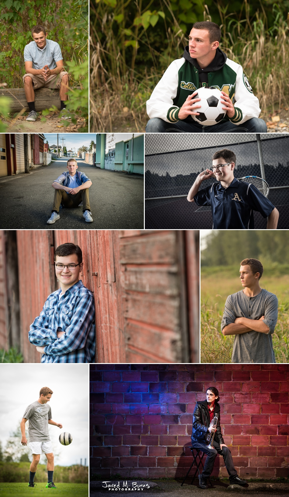 Jared M Burns Photography - Snohomish Mill Creek Senior Woodinville Senior Pictures - Class of 2018 (3).jpg