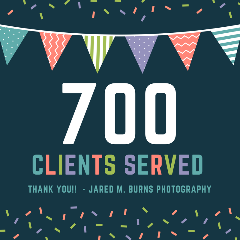 700 Clients Served Jared m Burns Photography.png