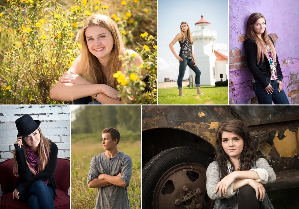 Senior Grad Portrait Photographer, Jared M. Burns - Snohomish, Mill Creek, Woodinville, and Mukilteo 2