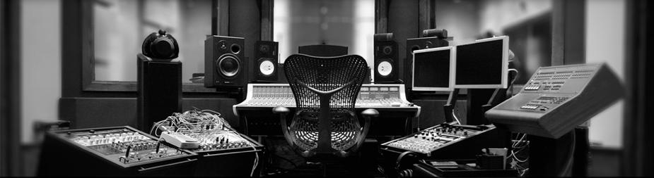 Chrome Attic - Control Room