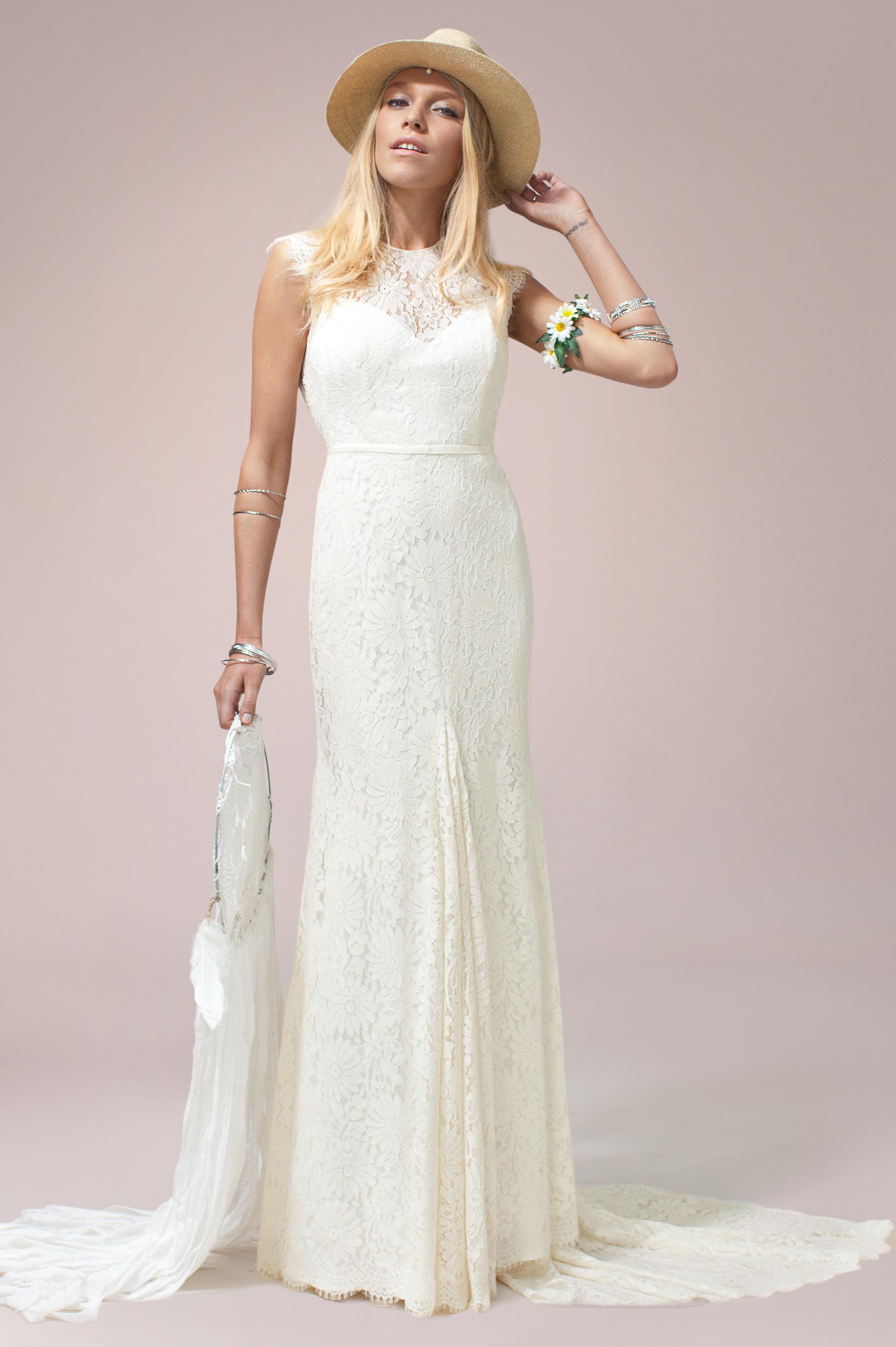 Daisy gown Rue De Seine