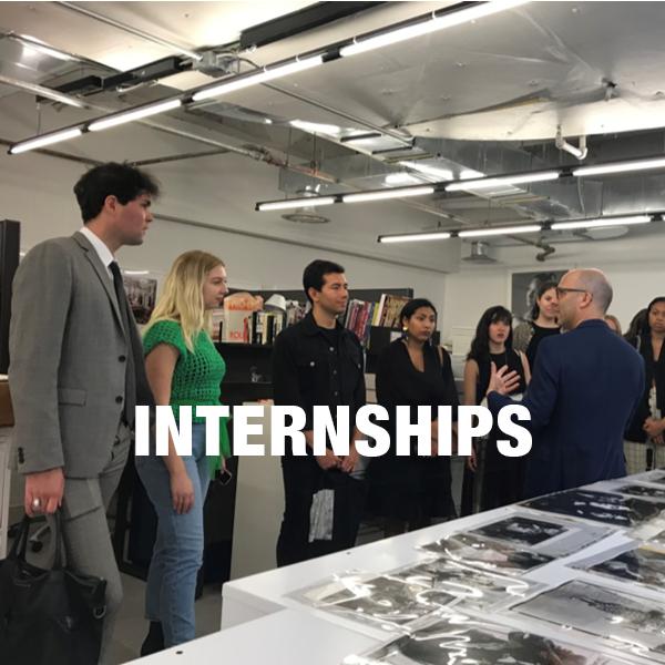 Fashion internships