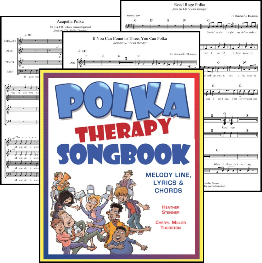 Front Cover of Polka Therapy Songbook.JPG