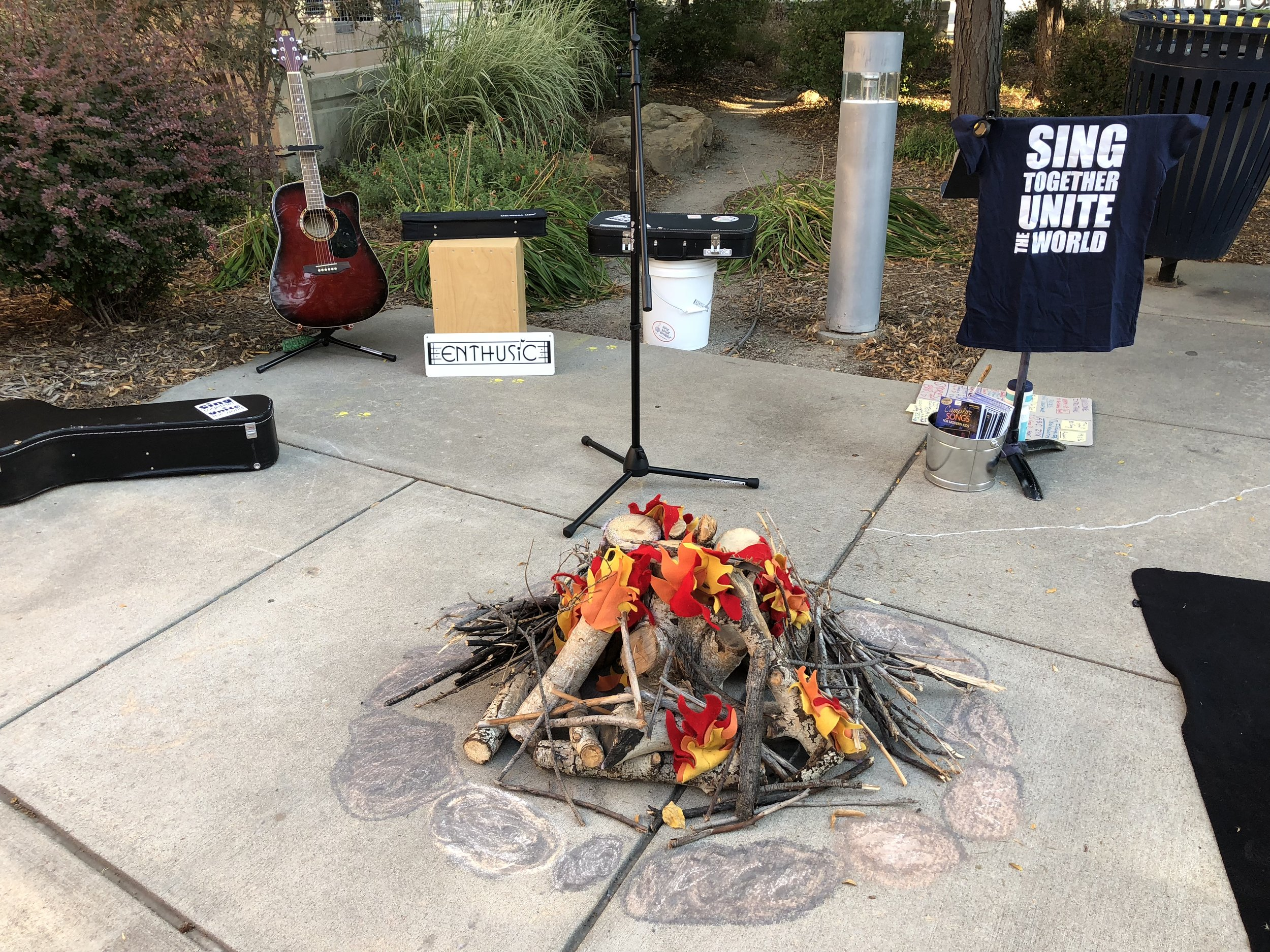 Longmont campfire setup.jpg