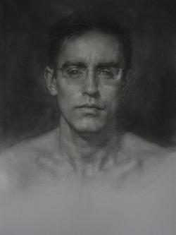 Self Portrait after Palmer