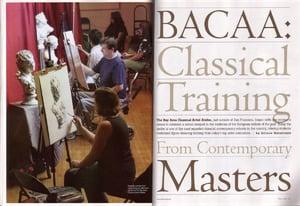 American Artist Magazine Fall Drawing Issue 2007 Bacaa