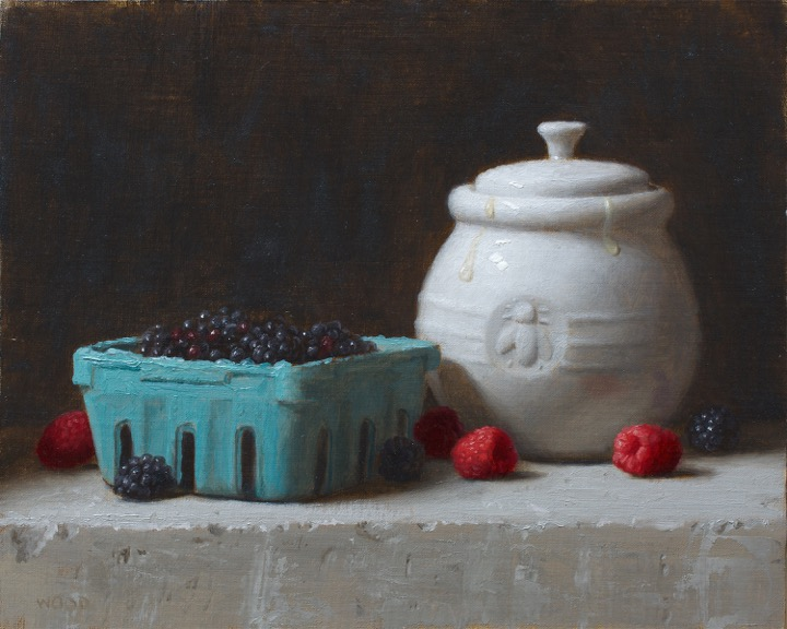 Honey & Berries, Justin Wood