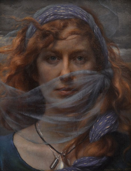 Tear in the Wind, Kamille Corry