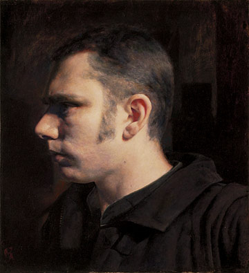 Michael Self Portrait