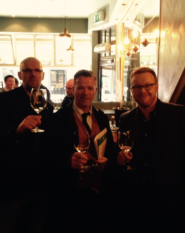 Colin Neill , Gary Stewart , Paul Kane