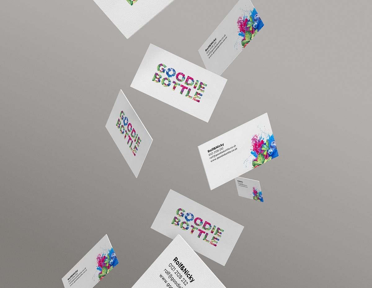 Business card designs leamington