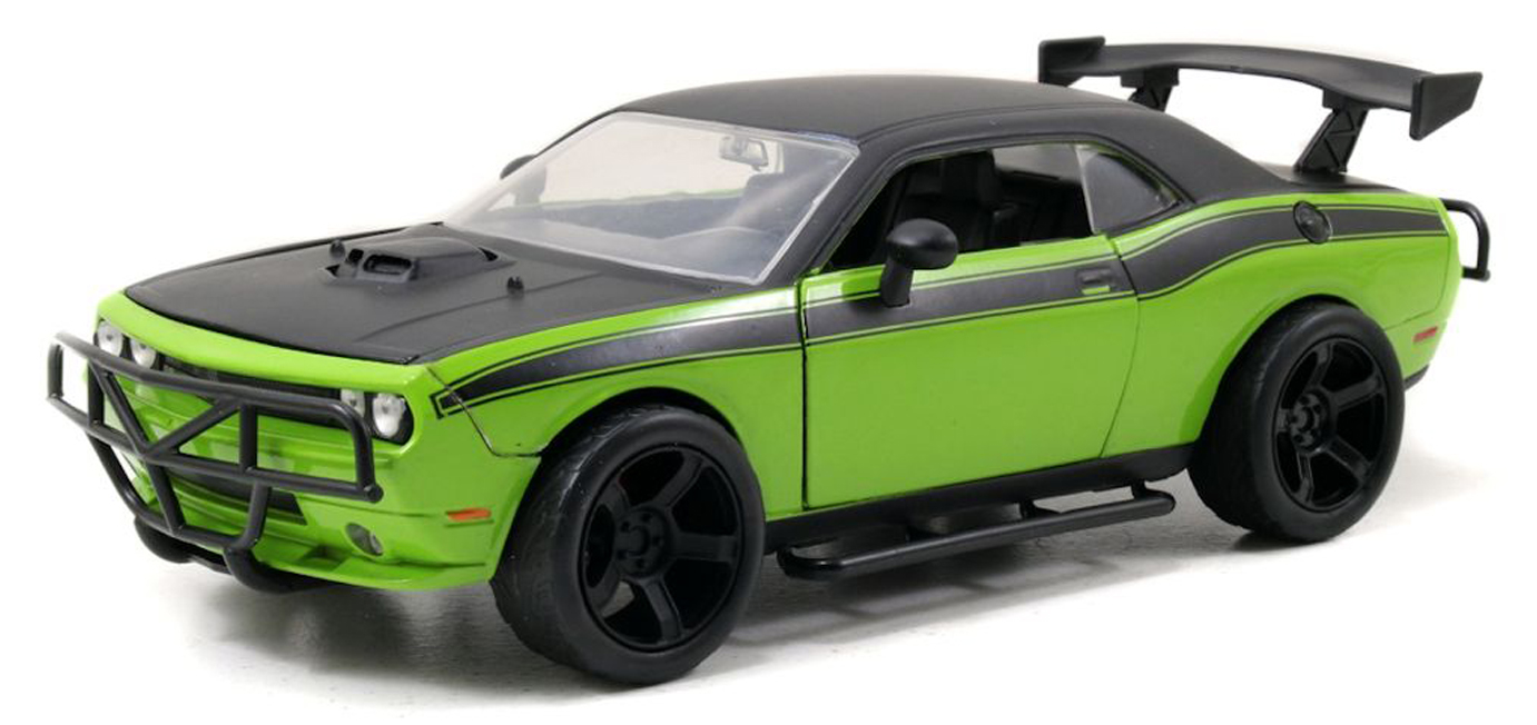 86230    Letty's Dodge Challenger R/T (The Fast & The Furious), Greenlight
