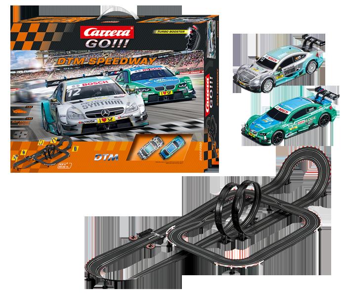 62390  DTM Speedway Carrera Go!!!